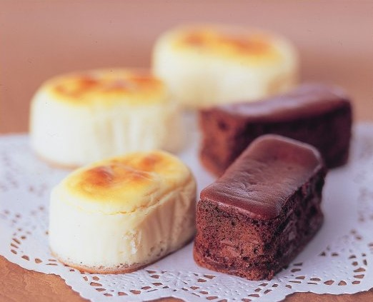 写真:とろけるチーズ・ショコラ